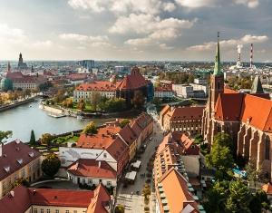 Nastrój się poprawia przy wyjeździe do Wrocławia