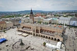 Przewodnik opowie o pięknym Krakowie