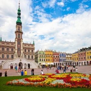 Zamość, Lublin i Roztocze - widoki urocze